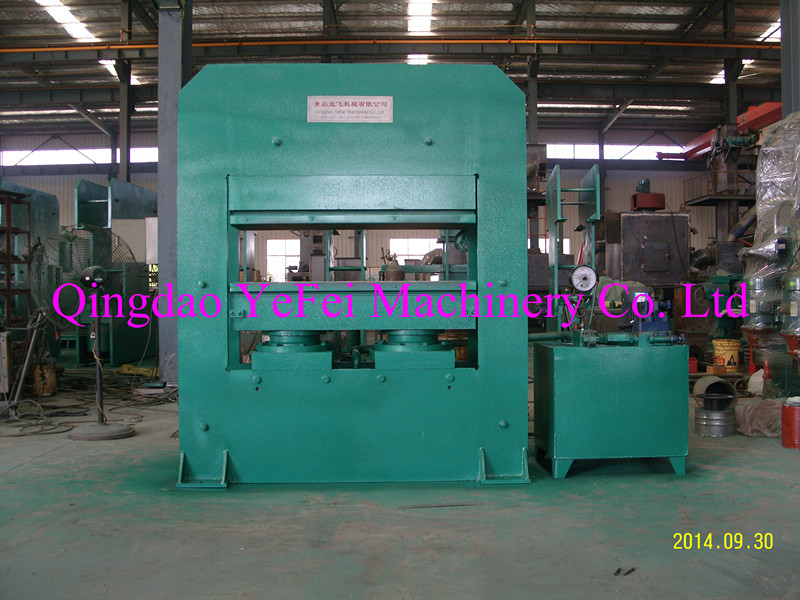 Transformer vulcanizing machine