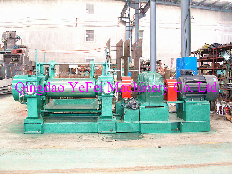 rubber refining machineXK--400